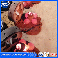 Popular Forged steel Ball and Casting Iron Ball