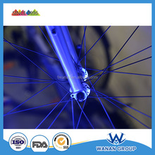 violet high gloss steel tube and pipe bicycle metallic powder coating