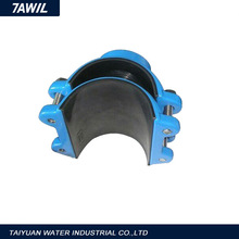 For pvc pipe saddle pipe clamp