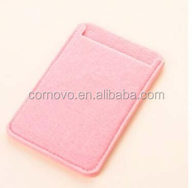 soft felt Case For Apple iphone 4 4S 4G Wallet Stand Card Holder With Photo Frame Cover Cell Phone Bags Sleeve 4S