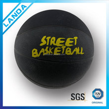 children shooting machine hot sale rubber basketballs