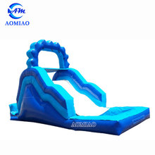 Top quality cheap PVC giant used inflatable water slide for sale
