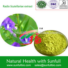 Nature Radix Scutellaria Extract with Baicalin