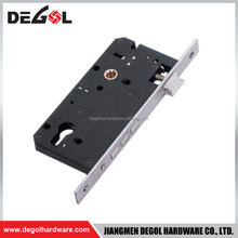 Hot sale stainless steel european standard high security 6085 heavy mortise lock