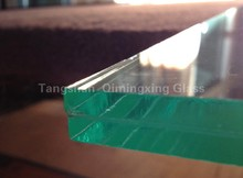 Clear and Tinted Polished Tempered glass (toughened glass) use in window,shower door