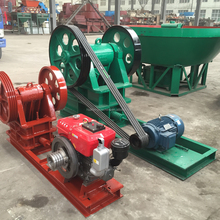 factory wholesale stone jaw crusher for quartz,sand making production line