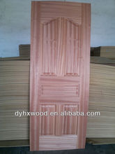 3mm Factory price veneer HDF Door Skin