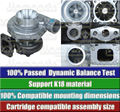 Factory made hot selling GT3582BB;GT3582R billet wheel turbo iron manifold ball bearing turbo with gasket