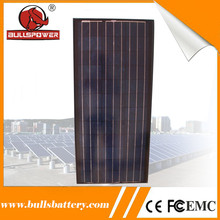 High convention rate 60w polymer solar cells panel for sale from china direct supplier