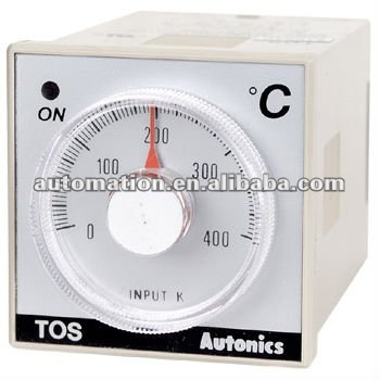 TOS Korea AUTONICS TOM Analog and Non-indicating temperature controller TOL