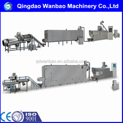 CE China manufactory dog food making machine /fish food process line/pet food machine plant
