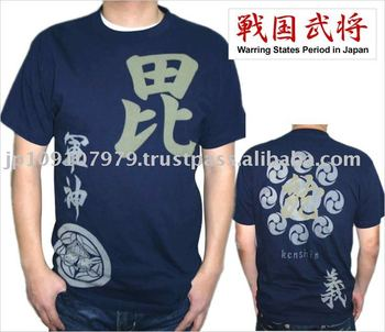 Japanese famous Short T-shirts clothes original