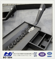 screw chip conveyor suitable for machine