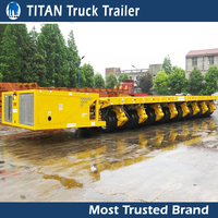 Multi Axle Lines Hydraulic Self Propelled