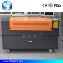 National Day Special!!!cheap glass cup laser engraving machine Intechcnc of 1490 machine for Acrylic, MDF, Leather, plastic