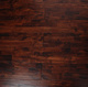 Finger jointed Black Walnut Color Stained Small Leaf Acacia Solid Wood Flooring