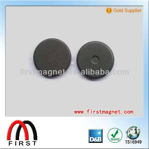 MARKED isotropic ferrite magnet C1 tile/strip/round/bar