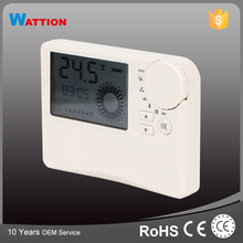7 Days Programmable Digital Water Heater Gas Boiler Thermostat