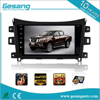 Car Multimedia system Car Radio double din Android car dvd player for Nissan Navara 2016