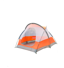 CHANODUGTwo Layers Outdoor Camping Tent 3-4 Person Breatheable Waterproof Tents 190T Polyester 3 season Windproof Hiking Tent