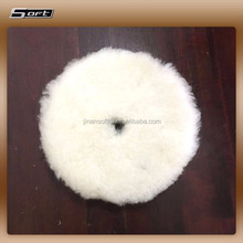 6 inch wool buffing pads