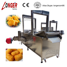 1500Kg/h Chicken Nuggets Processing Line