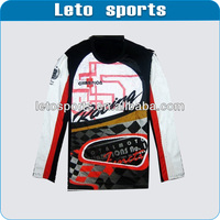 Race team shirt design to match your custom race team clothing