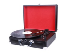 Antique gramophone 45 RPM modern gramophone with bluetooth usb