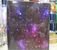 Brilliant Starry Sky Sticker Bomb Galaxy Vinyl Car Wrap
