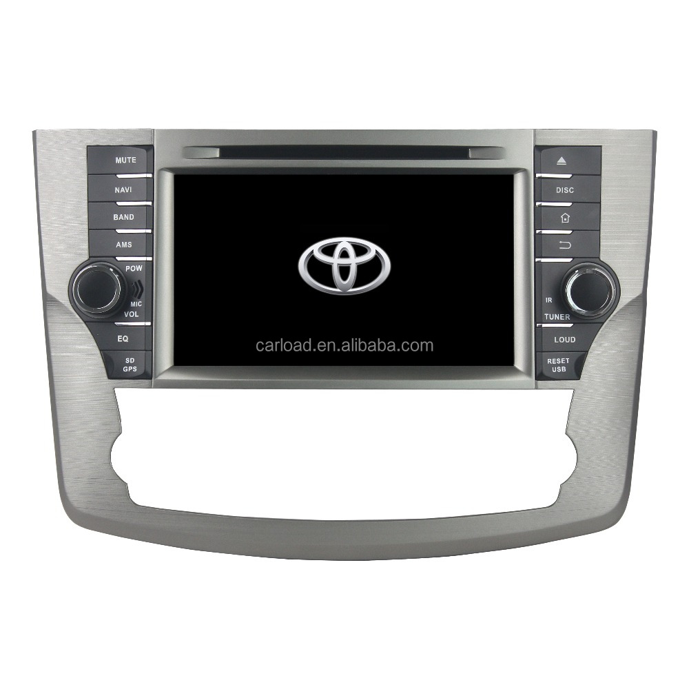 Android 5.1.1 car dvd with 2 din toyota avalon for