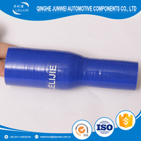 Elbow Reducer Silicone Hoses In Automobile