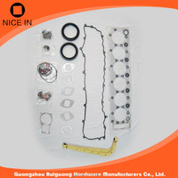 Alibaba china supplier 6HE1 8-94396-334-0 toyota engine overhaul gasket kit for Isuzu