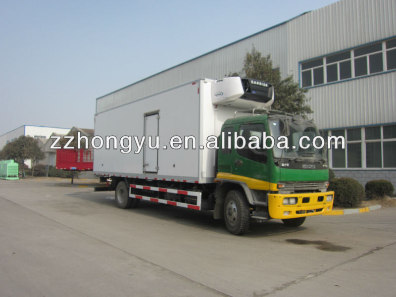 10tons cooling truck /cooling van for sale from china