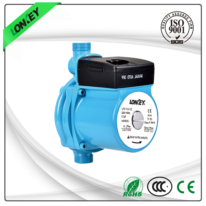 small circulating pump for heating system