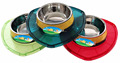 Dog bowl Triangle pet bowl against spilling ABS NT9440 ORIENPET & OASISPET Pet products
