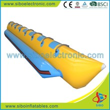 GM7391 Quality PVC inflatable sea banana boat