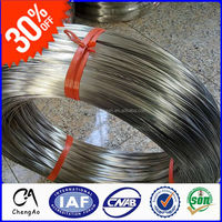High quality clean ball raw material used stainless steel wire