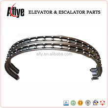 Escalator Handrail Header Curve For Thyssen Escalator Parts