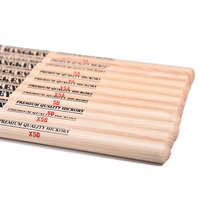 Professional OEM Bulk Hickory Drumsticks Drum sticks