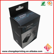 Custom design packaging paper box for electronic products