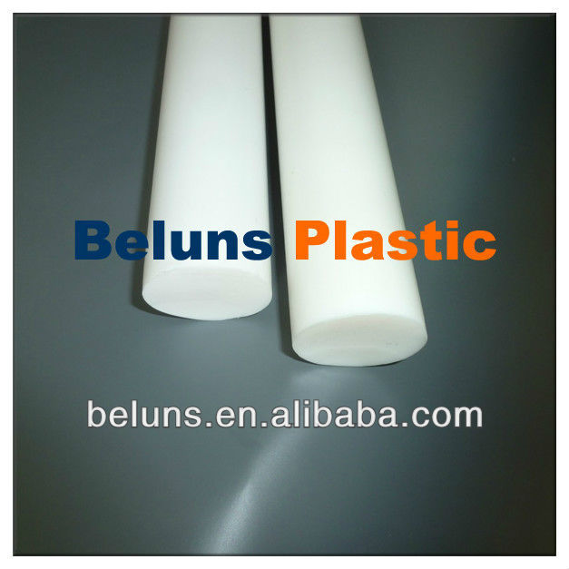Non-ageing, Airproof, Hight Lubricity Ptfe Teflon Rod