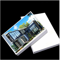 High quality 300 gsm A3 A4 size waterproof matte photo paper for inkjet printer