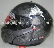 ECE DOT Flip up helmet