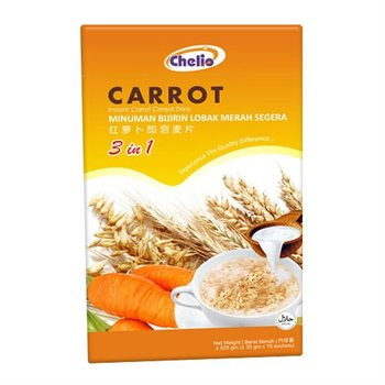 Chelio Carrot 3 in 1 Instant Carrot Cereal Drink