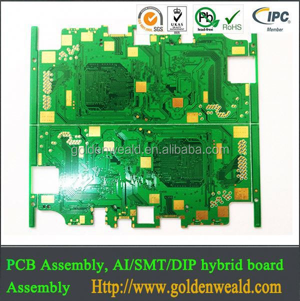 4-6oz blank pcb pcba design osp washing machine pcb burglar alarm