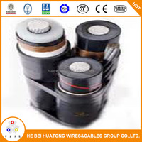 ICEA IEC NFC Standard Al/ XLPE Insulated ABC Cable/Medium Voltage Aerial Cable
