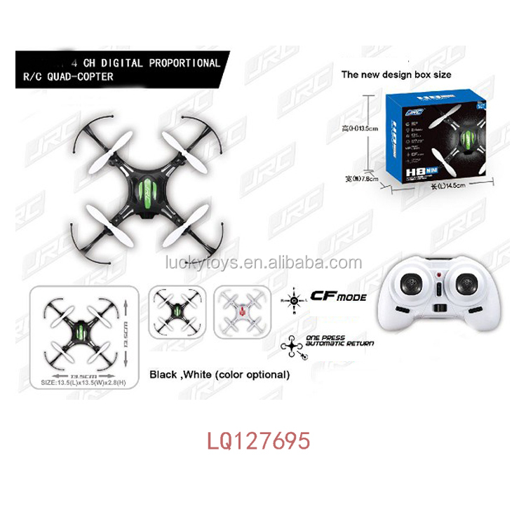2.4G six axis aircraft mini quadcopter