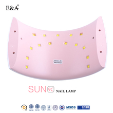 EA 36w new arrival nail dryer uv lamp popular product led nail lamp