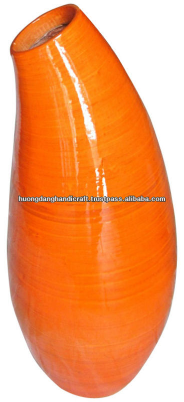 Handicraft decorative vases for hotels