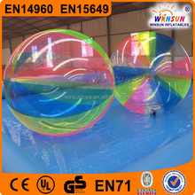 Hot Selling Popular Summer Playing Inflatable Water Ball for Sale